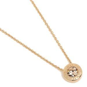 Coach Gold Necklace